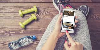 personal training how to use