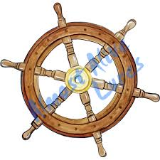 Ship Steering Wheel Pirate Nautical Vinyl Decal Auto Car Truck Home Rv Boat Cup Ebay
