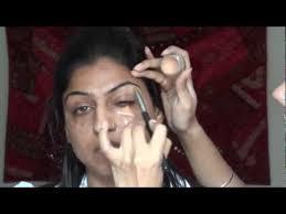 indian stani party makeup ft