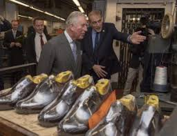 HRH The Prince of Wales visits Tricker's as start of 190th Year  Celebrations   Stephanie Churchill PRStephanie Churchill PR