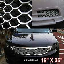 aluminum wire honeycomb hex mesh grille