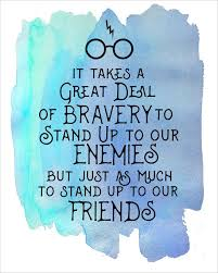 friendship quotes harry potter watercolor quote printables how
