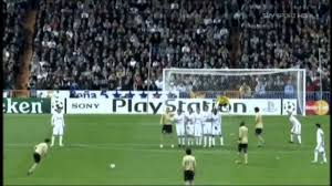 Alessandro Del Piero Vs Real Madrid At The Bernabeu-Champions ...