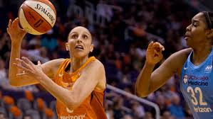 Diana Taurasi made for WNBA quarantine because of years in Russia - Trends  Wide