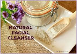 powder face wash a natural powder face