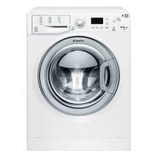 Máy giặt sấy cửa trước Inverter Ariston WDG862BSEX (8kg) - META.vn