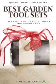 best garden tool set perfect holiday