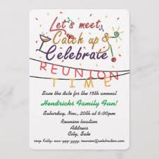 family reunion save the date gifts gift ideas zazzle uk
