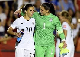 Carli Lloyd and Hope Solo, USWNT | Hope solo, Soccer girl problems, Usa  soccer women