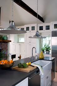 pendant lights in stainless steel