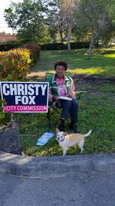 Former County Commissioner Addie Greene... - Christy Fox, West Palm Beach  City Commissioner, District 3 | Facebook