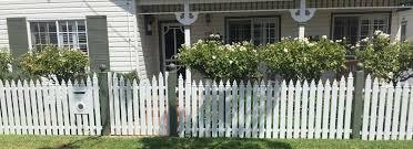 Picket Fences Sydney White Picket Fence
