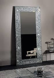 large glitter bathroom mirror image