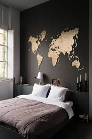 Wood Wall Art Wall Map Of The World Map Wooden Travel Push Pin Map Rustic Home 5th Anniversary Farmhouse Decor Rustic Christmas World Map Wall Decor Bedroom Decor Room Decor
