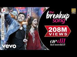 the breakup song s song ae dil