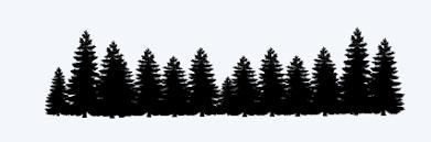 Pine Tree Line C2c Custom Vinyl