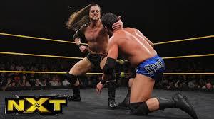 Roderick Strong vs. Adam Cole: WWE NXT, Nov. 8, 2017 - YouTube