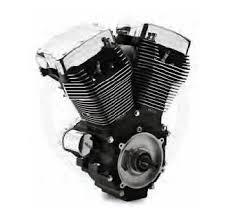 rev tech 100 ci engine black chrome