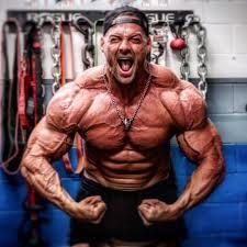 The tallest bodybuilder - Aaron Reed