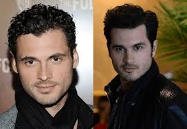 Adan Canto Totally Looks Like Michael Malarkey - Totally Looks Like
