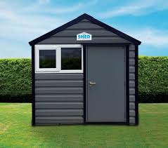 steel garden shed the shed