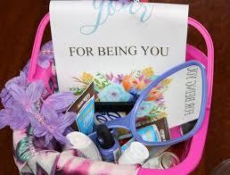 inexpensive dollar tree gift baskets