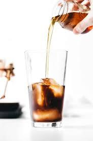 homemade vanilla coffee syrup my