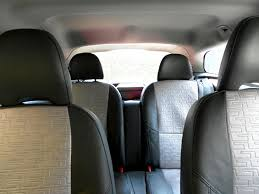 volvo c30 car seat covers in leather