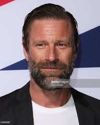 """Actor Aaron Eckhart attends the premiere of """"London Has Fallen"""" at ..."""