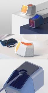 hojung cha smart alarm clock design