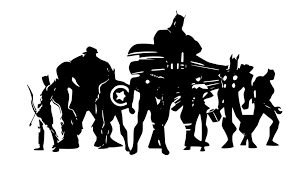 Avengers Superhero Decal W Hulk Thor Iron Man Captain America Etc Ftw Custom Vinyl