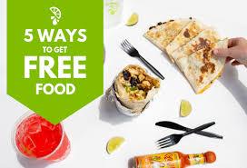 5 ways to get free food at salsarita s