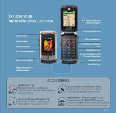Motorola Adventure V750 Employee ...