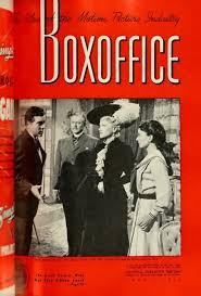 boxoffice june 09 1951