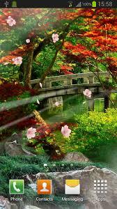 zen garden live wallpaper jardin zen