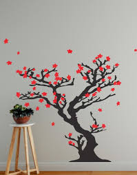 Large Spooky Bare Tree Branches Vinyl Wall Decal Sticker Ac122 In 2020 Wall Decal Sticker Wall Decor Stickers Tree Wall Decal