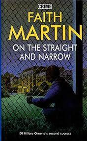 Amazon   On the Straight And Narrow (Hillary Greene Series)   Martin, Faith    Women Sleuths