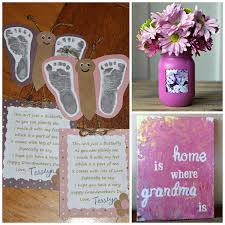 mother s day gifts for grandma crafty