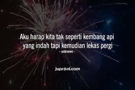 kata kata kembang api yang indah spesial menyambut tahun baru