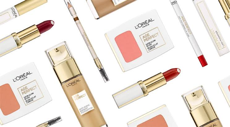 Image result for L'oreal makeup""