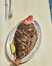 Whole Jerk Fish recipe by Editors