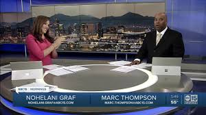 Welcome Back To ABC15 Marc Thompson [Video]
