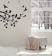 I Saw An Owl Up In A Tree Vinyl Decal Wall Sticker Teen Room Kitchen Living
