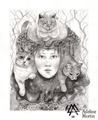 Freyja - Adeline Martin | Kleurplaten, Kleuren, Honden
