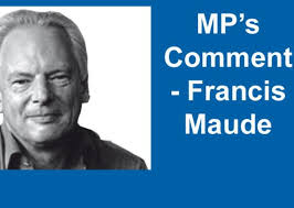 Francis Maude: Moving times for the Maude household | West Sussex County  Times
