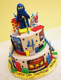 The Beehive: Lego Ninjago Cake