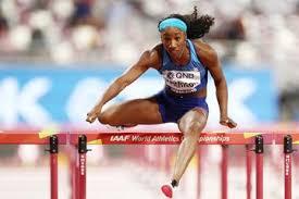 60 Metres Hurdles - women - senior - indoor - 2020