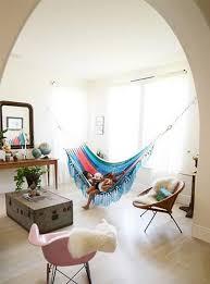 Creative Room Decorating Ideas Adding Fun Of Hammocks To Interior Design