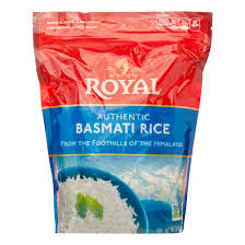 royal rice basmati 2 lb walmart