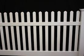 Classic Vinyl Picket Fence Panel Buyvinylfence Com